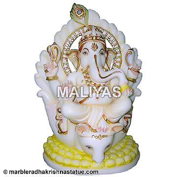 Masterpiece of Lord Ganesha Statue